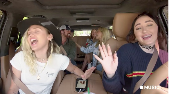 Apple Music's Carpool Karaoke Takes Home the 'Outstanding Short Form Variety Series' Emmy
