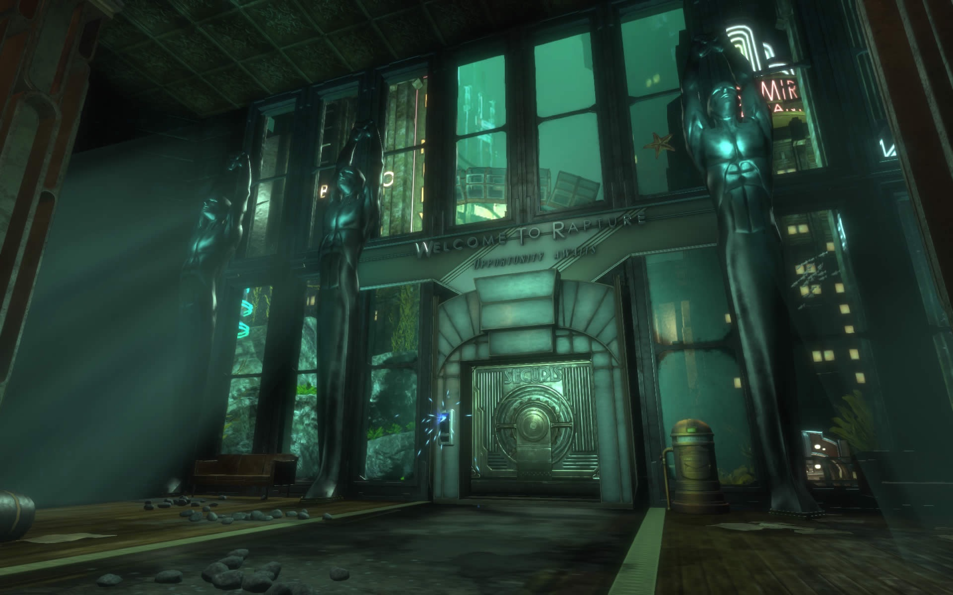 Feral Interactive's 'BioShock Remastered' Coming to Mac Later This Year
