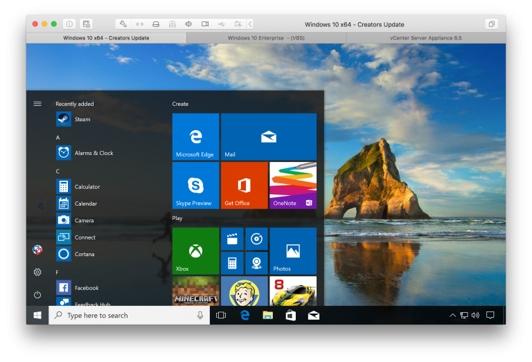 VMWare Announces Fusion 10 w/ macOS High Sierra and Touch Bar Support