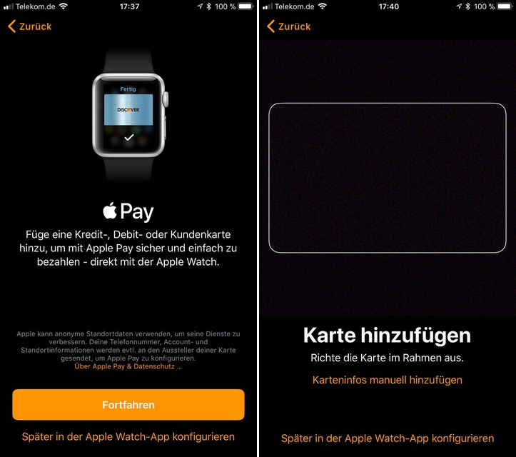 Apple Pay Could Launch in Germany as Soon as September