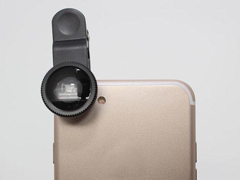 MacTrast Deals: 5-in-1 Clip & Snap Smartphone Camera Lenses