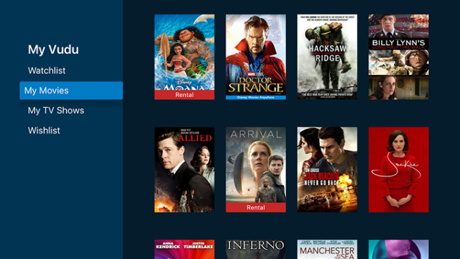 Walmart's VUDU Streaming Video Service Coming to Apple TV on August 22