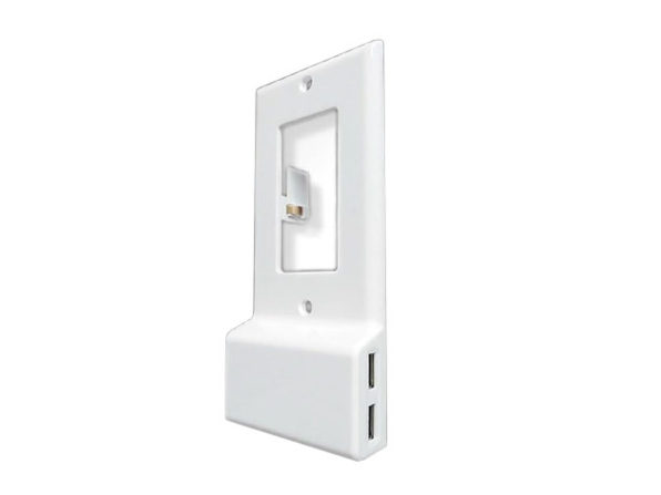 MacTrast Deals: Invisible Dual USB Wall Charger Plate