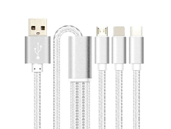 MacTrast Deals: 3-in-1 USB-C, Lightning, MicroUSB Cables