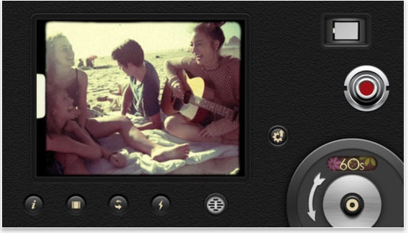 '8mm Vintage Camera' is Apple's Free App Store App of the Week