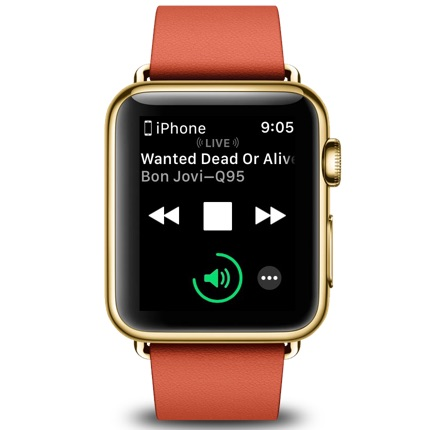 How To Turn Off the Auto Music Controls Display on the Apple Watch (watchOS 4)