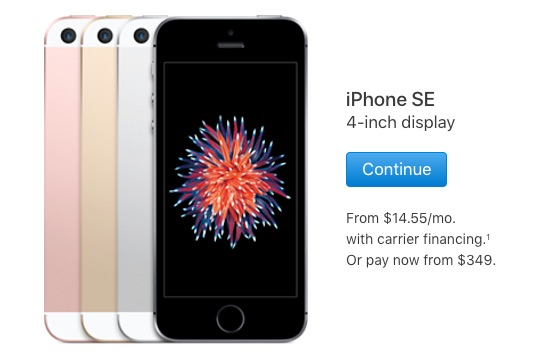 Apple Unveils its New iPhone Lineup, iPhone SE is Still the Budget Model