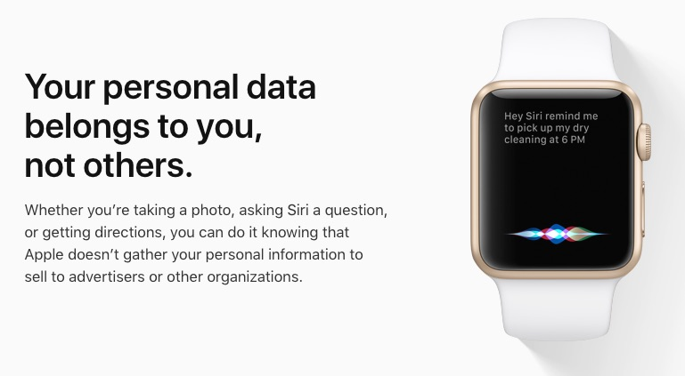 Apple Launches New Consumer-Facing Privacy Site
