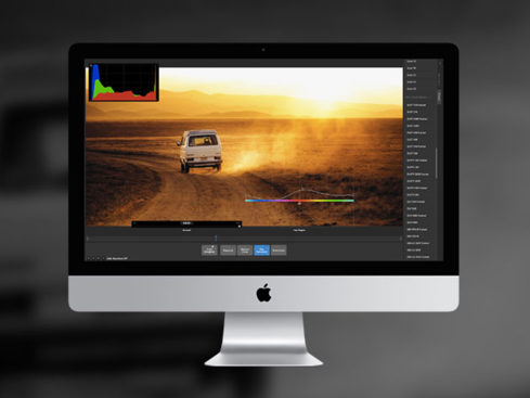 MacTrast Deals: CameraBag Cinema for Mac