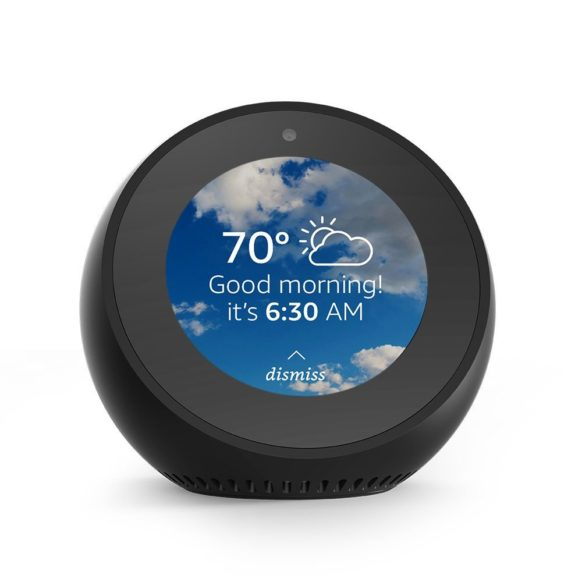 Amazon Debuts Echo Spot, Echo Plus, and an Upgraded Echo for $99