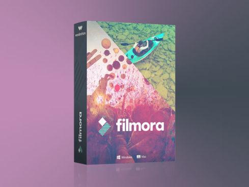 MacTrast Deals: Filmora + Assets for Mac: Lifetime License
