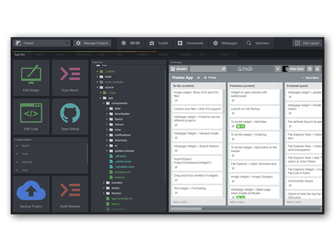 MacTrast Deals: Freeter Pro - Organize Your Workflow So Your Creative Flow Won't Be Stunted