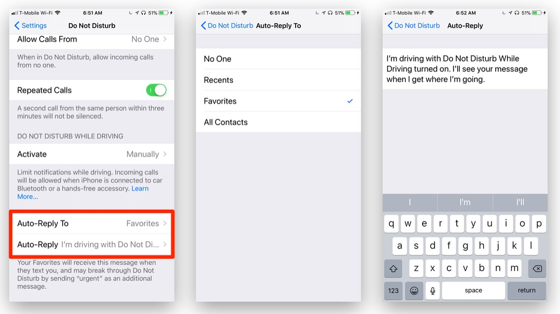 How to Use Do Not Disturb While Driving Feature on iOS 11