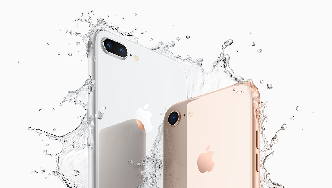 Apple Unveils iPhone 8 and iPhone 8 Plus - New Glass and Aluminum Design, Retina HD Displays, A11 Bionic Chip, Much More