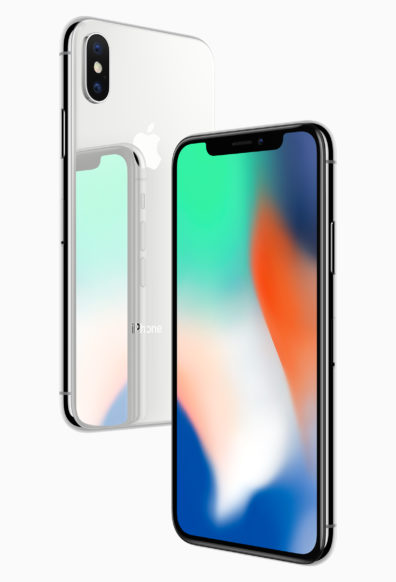 Apple's $999 iPhone X Features OLED Super Retina Display, Face ID Authentication