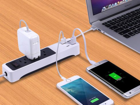 MacTrast Deals: Kinkoo 3-Outlet Surge Protecting Smart Power Strip