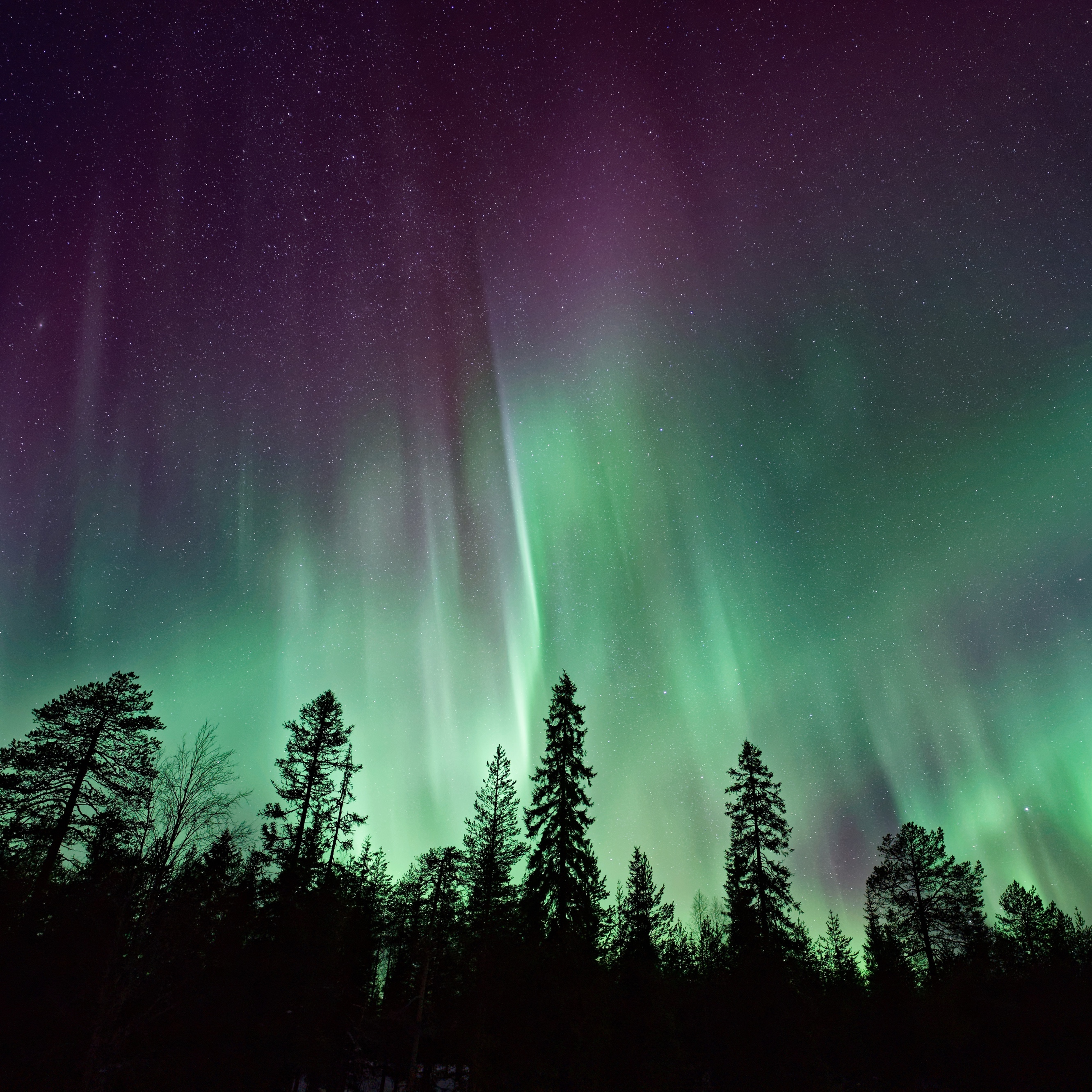 Wallpaper Weekends: Northern Lights 2 for Mac, iPad, iPhone, and Apple Watch