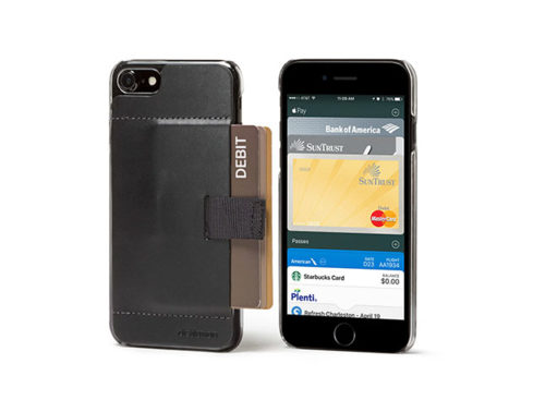 MacTrast Deals: Wally Ether iPhone Wallet Cases – This iPhone Case Looks Great & Has Secret Superpowers