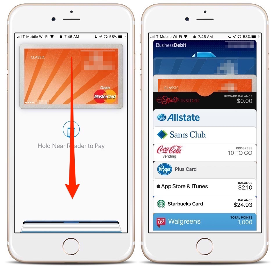 How to Change the Default Card Your iPhone Uses for Apple Pay