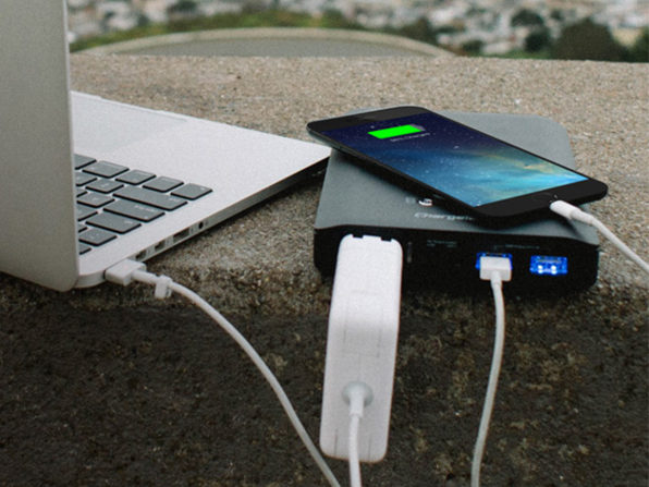 MacTrast Deals: ChargeTech Portable Power Outlet: This Portable Battery Pack Acts As Your Personal Wall Outlet