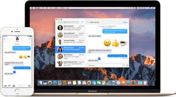 Some macOS High Sierra Users Experiencing Delays Receiving iMessages and SMS Texts