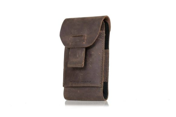 WaterField Debuts Ranger iPhone X Case - Unique Leather 'Holster'