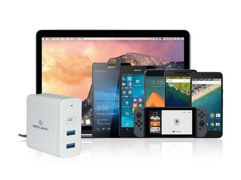 MacTrast Deals: ZeroLemon 60W USB Type-C Wall Charger