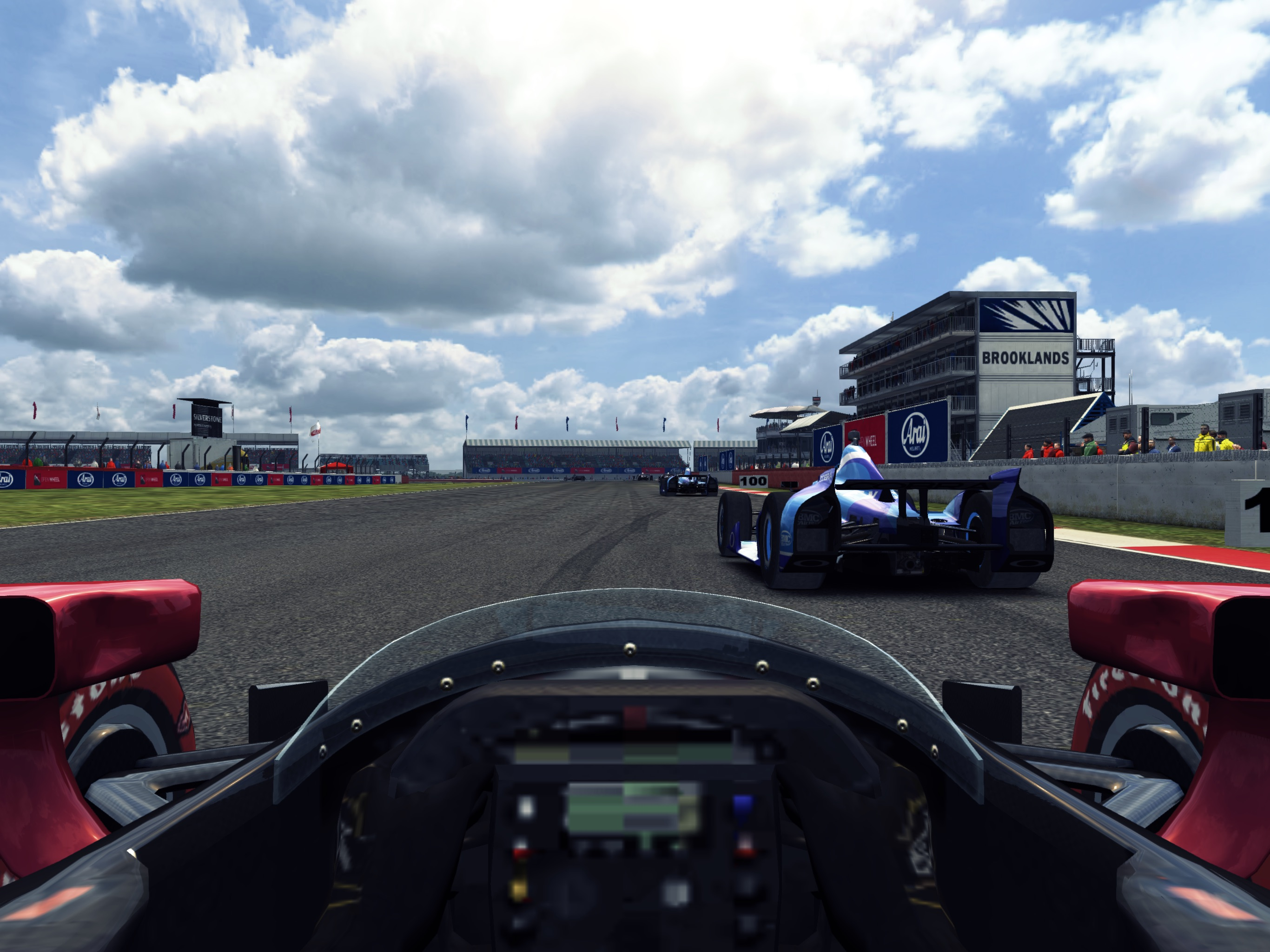 Feral Interactive's 'Console-Quality' GRID Autosport Racing Game Drives onto iPad and iPhone