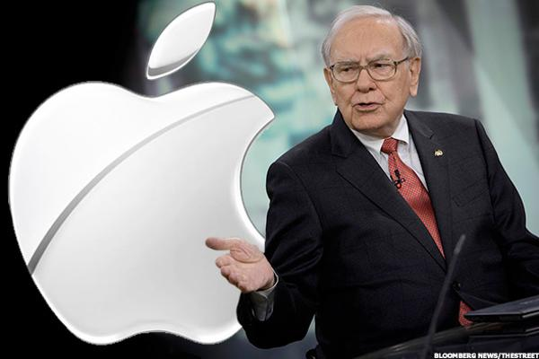 Warren Buffett Says He'd Love to Buy More Stock in Apple