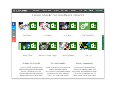 MacTrast Deals: eLearnExcel Microsoft Excel School: Lifetime Subscription - PRICE DROP!
