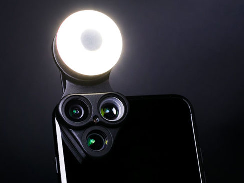 MacTrast Deals: RevolCam: The Multi-Lens Photo Revolution for Smartphones