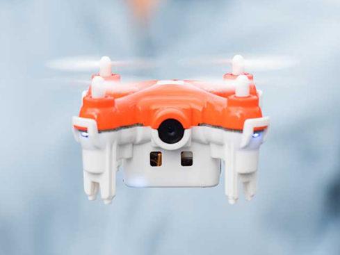 MacTrast Deals: SKEYE Nano 2 FPV Drone – The World's Smallest Camera Drone