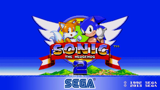 Sega Adds 'Sonic the Hedgehog 2' to its 'Sega Forever' Free-to-Play Collection