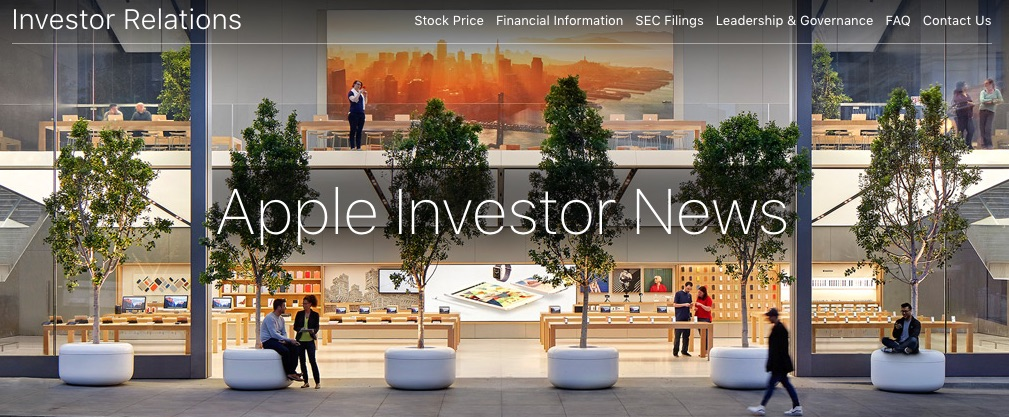 Apple's Annual Shareholders Meeting to be Held Feb. 13 at Steve Jobs Theater