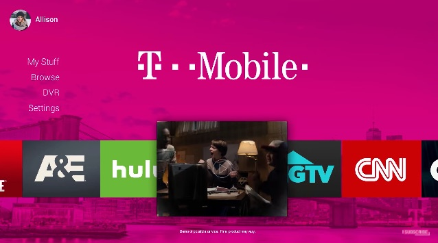 "T-Mobile's ""Disruptive"" Internet TV Service to be Delayed Until 2019"