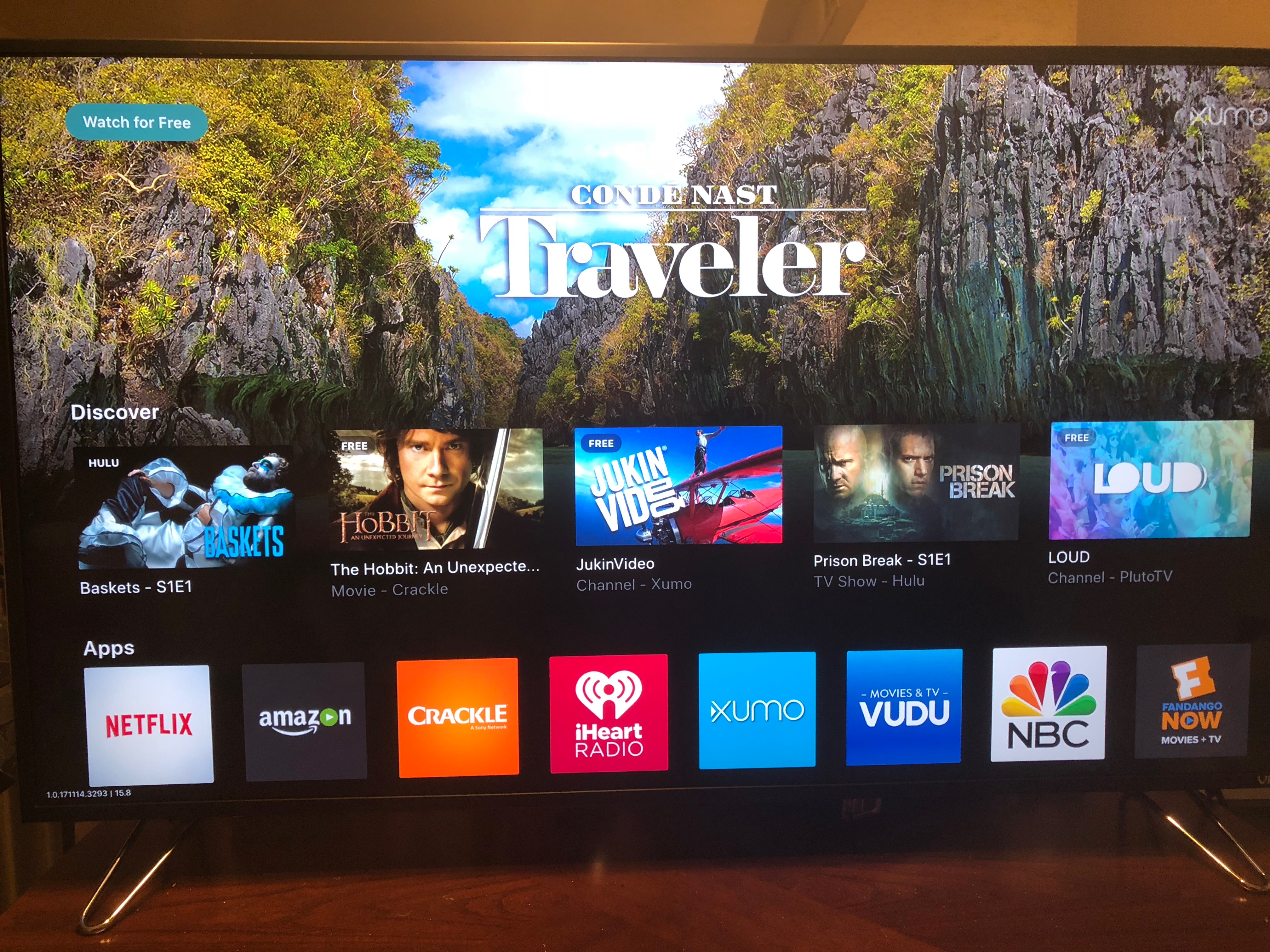 Review: VIZIO M50-E1 4K HDR SmartCast Display Perfect Match for the Apple TV 4K
