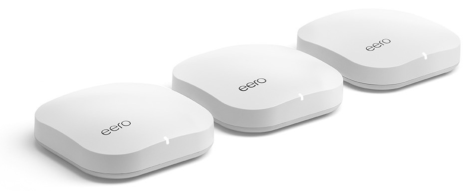 Mesh Wi-Fi Company eero Acquired by Amazon