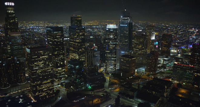 Apple Puts 4K Aerial View of Los Angeles at Night Into Apple TV 4K Screen Saver Rotation