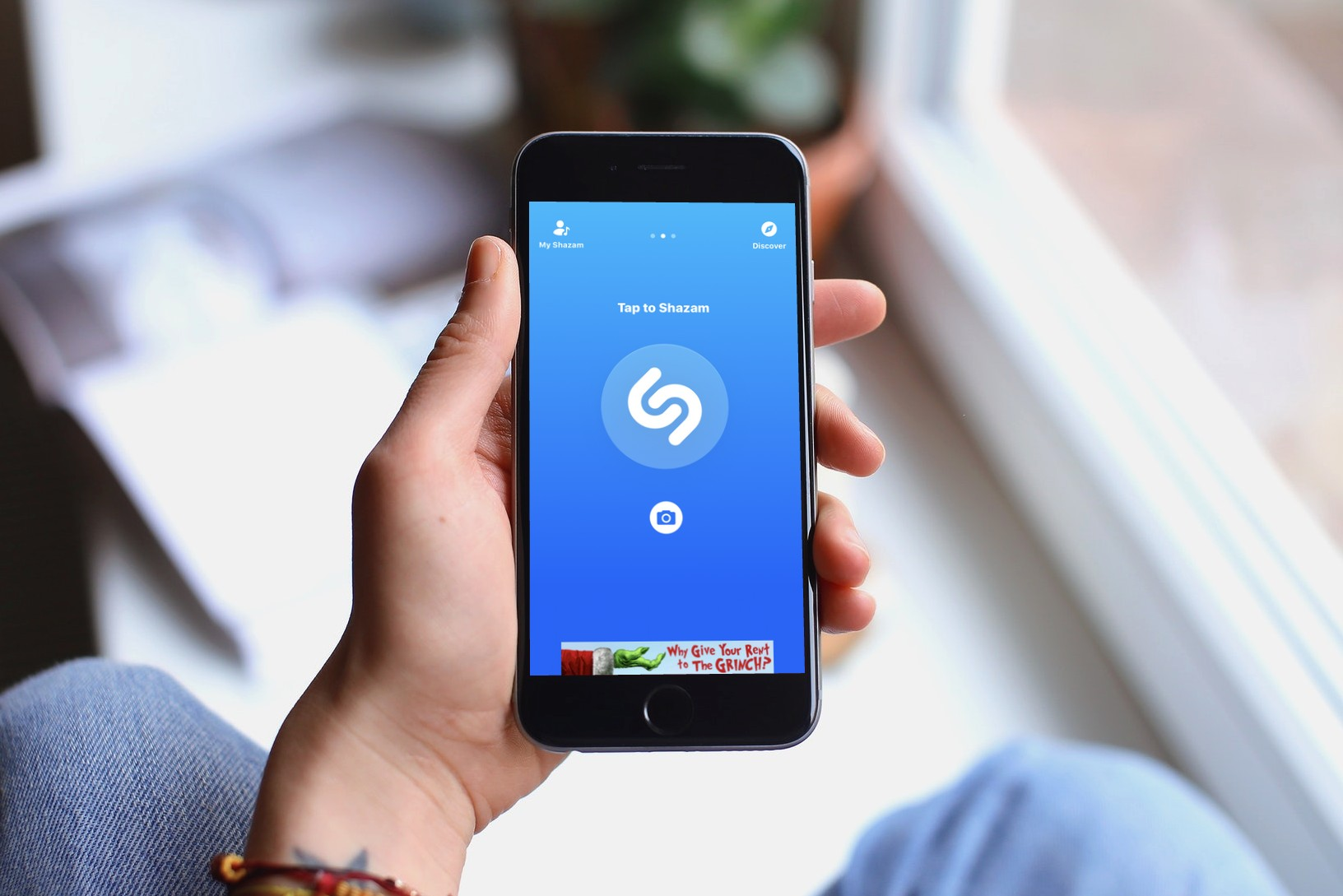 Apple's Shazam App for iOS Adds Offline Caching