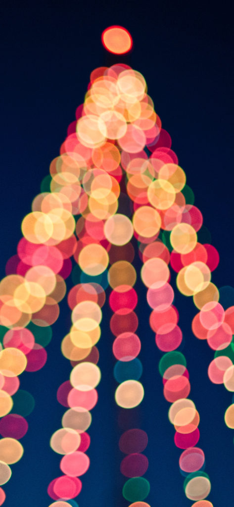 Wallpaper Weekends: Holiday Lights for Mac, iPhone, iPhone X, iPad, and Apple Watch