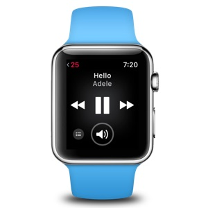 watchOS 4.3 Beta Brings Back Browsing of iPhone's Music Library from Apple Watch