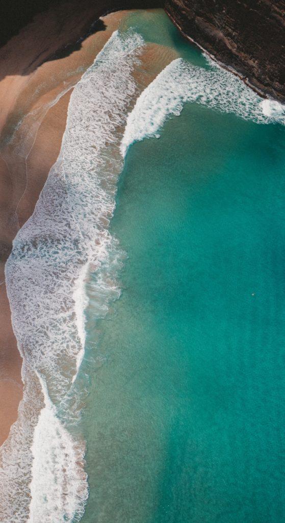Wallpaper Weekends: Warm Ocean Breezes for Mac, iPad, iPhone, and Apple Watch