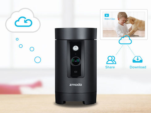 MacTrast Deals: Zmodo Pivot 1080p Wireless All-in-One Security Camera System