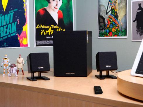 MacTrast Deals: Spiel Bluetooth Speaker System