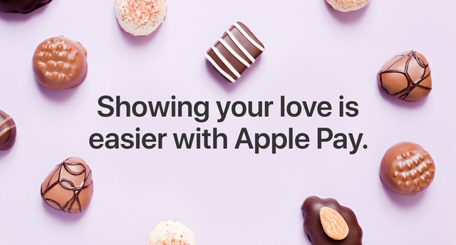 Happy Valentine's Day - Get $15 Off Select 1-800-Flower Order When You Use Apple Pay