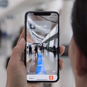 New Apple Mini-Site Promotes ARKit Augmented Reality Platform
