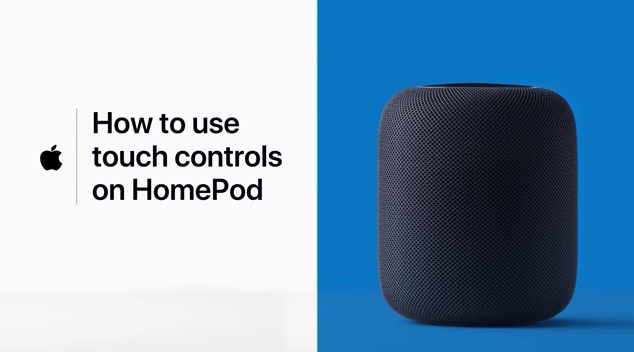 Three New HomePod How To Videos Now Available on Apple Support YouTube Channel
