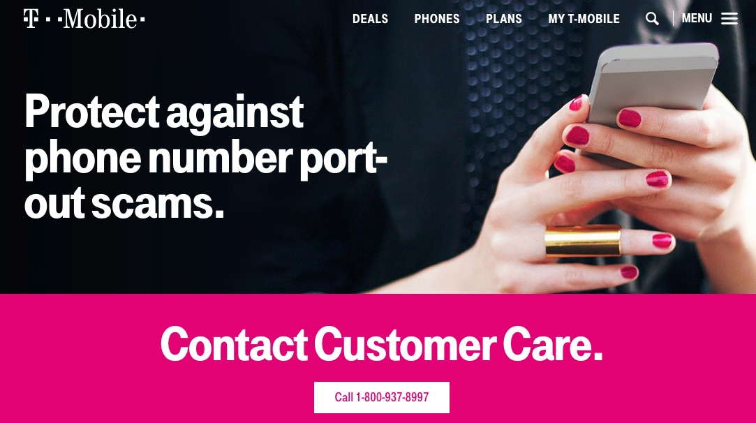 T-Mobile Warns Customers of SIM Card Port-Out Scam Calls