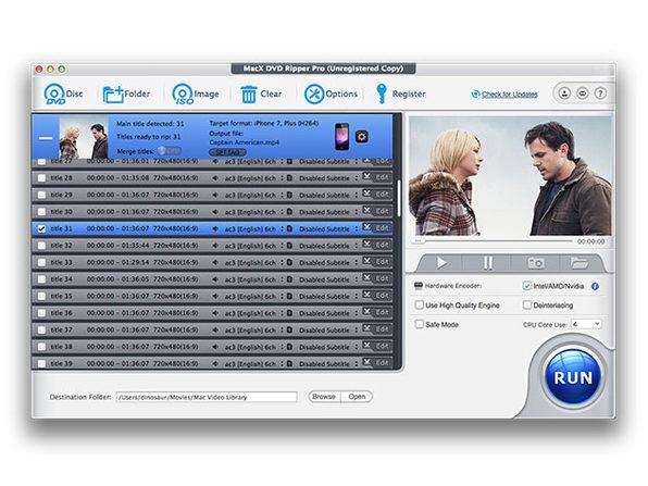 MacTrast Deals: MacX DVD Ripper Pro: Lifetime License