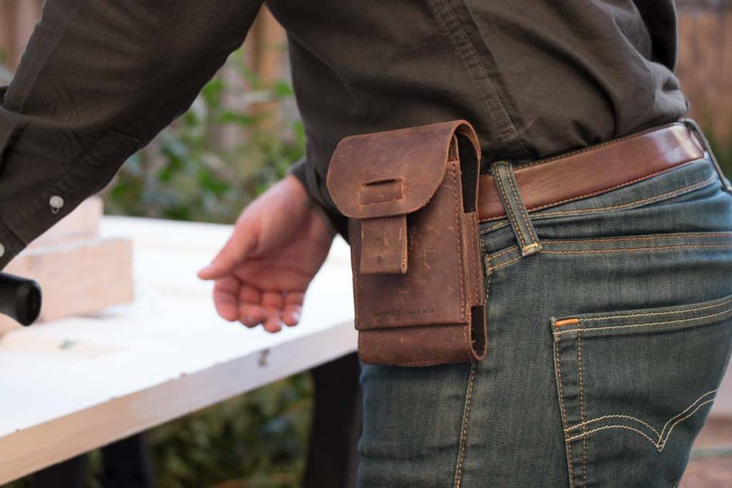 Review: WaterField Ranger iPhone X Case - The iPhone Case for Active Professionals